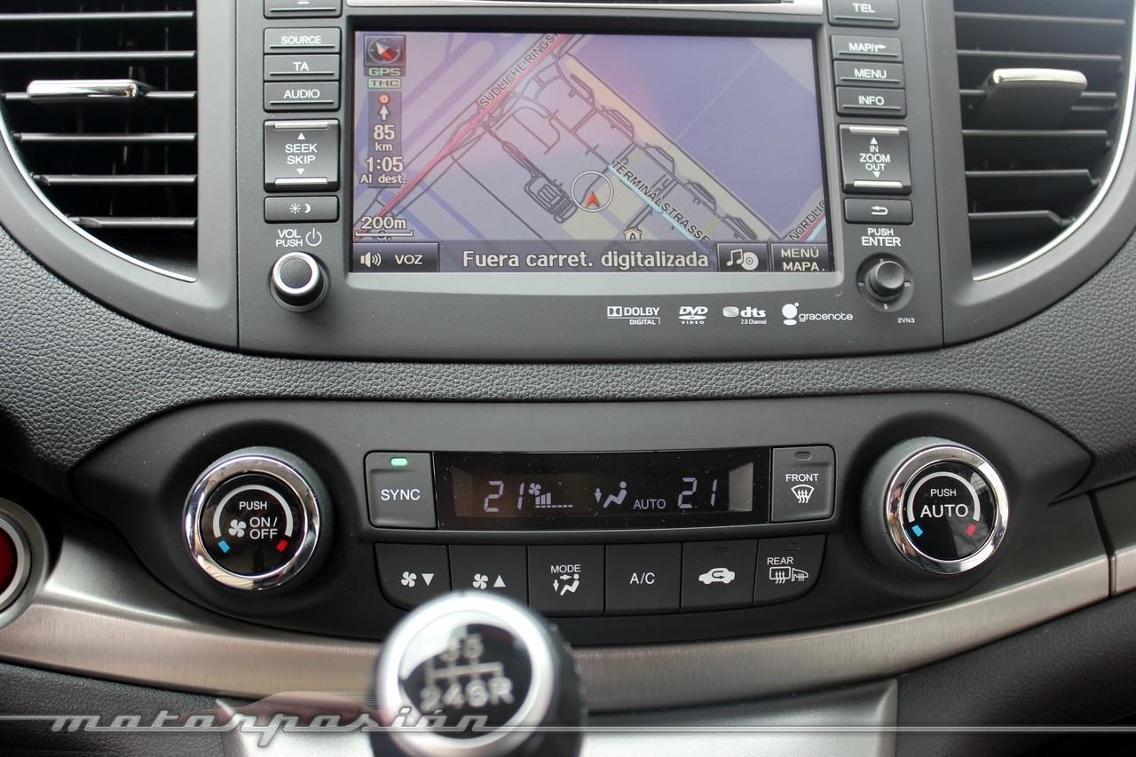 Foto de Honda CR-V 2012 (53/70)