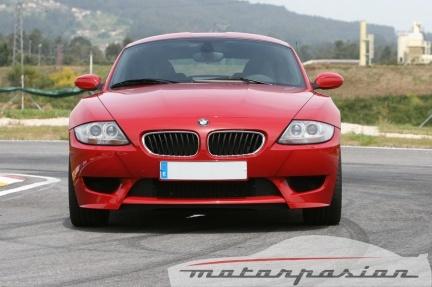 BMW Z4 M Coupé, prueba (parte 1)
