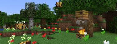Dónde encontrar abejas en Minecraft y cómo extraer miel, dulce manjar