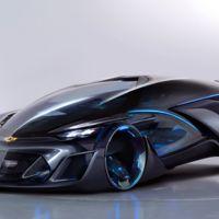 Chevrolet-FNR, una auténtica probada del futuro que todos quisiéramos manejar