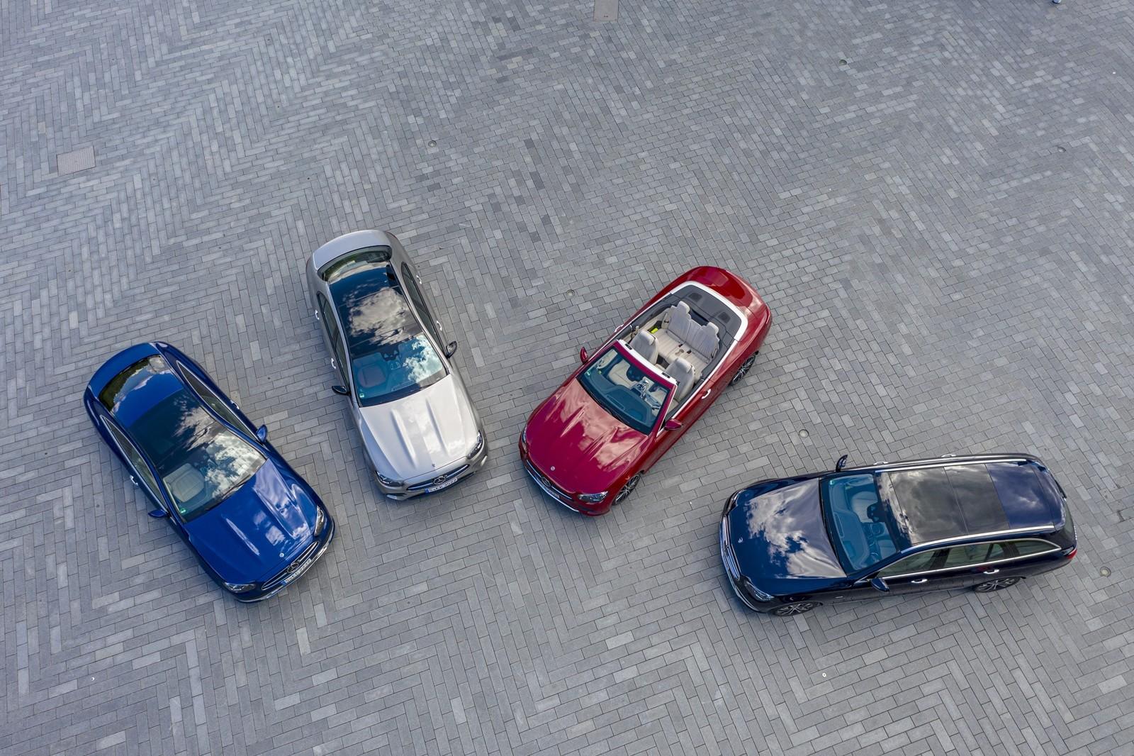 Foto de Mercedes-Benz Clase E 2020, prueba contacto (23/135)