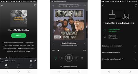 Spotify Lite Spotify Enviar