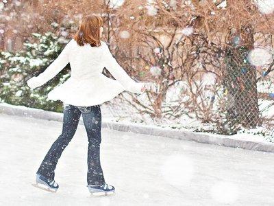 Navidad sobre hielo: las mejores pistas de patinaje de Madrid