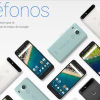 Google Store deja de vender los Nexus 5X y Nexus 6P, los nuevos Pixel quieren todo el protagonismo