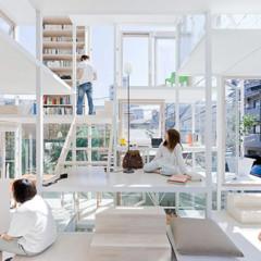 Foto 5 de 14 de la galería casas-poco-convencionales-una-casa-completamente-transparente en Decoesfera