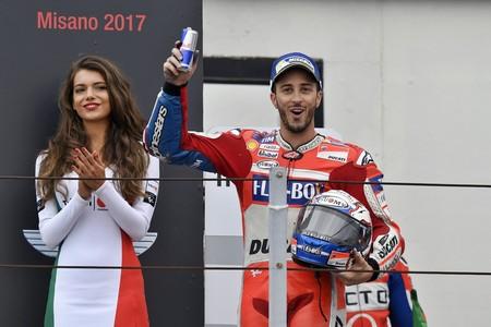 Andrea Dovizioso Motogp San Marino 2017 2