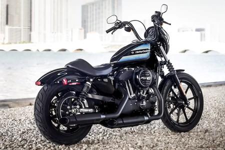 Harley Davidson Iron 1200 2018 4