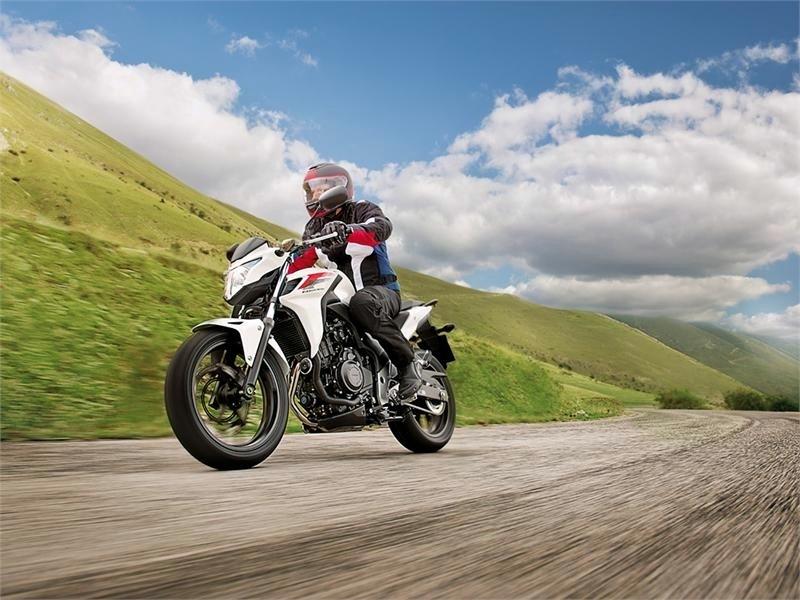 Foto de Honda CB 500F (1/11)