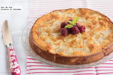 Pastel de pera y manzana: receta fácil para aprovechar la fruta que te sobra