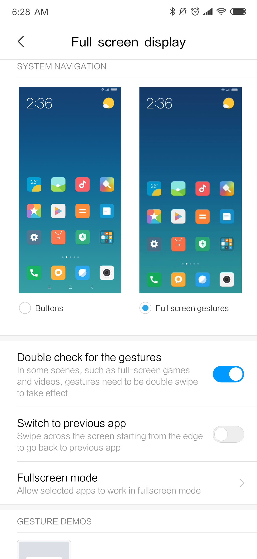 Foto de Xiaomi Mi Mix 3 interfaz (13/23)