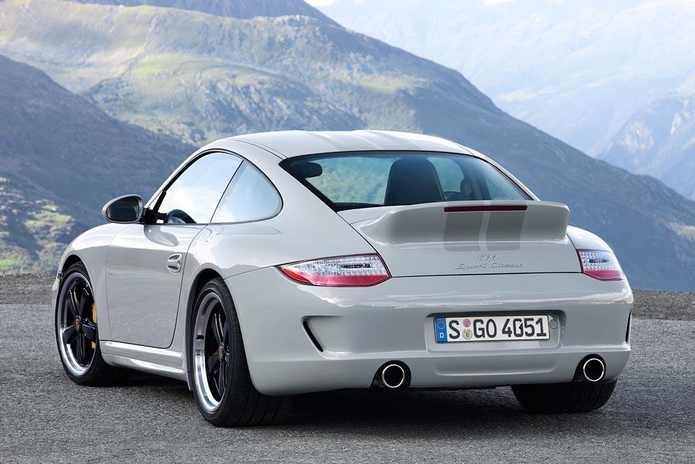 Foto de Porsche 911 Sport Classic (4/5)