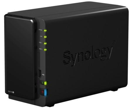 DiskStation DS216+, el nuevo NAS de Synology con codificación de vídeos 4K