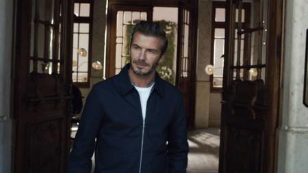 Los esenciales de David Beckham llegan justo a tiempo para la primavera de mano de H&M