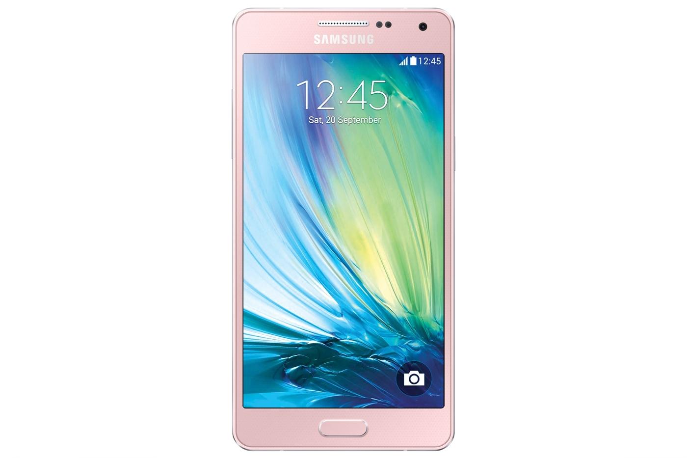 Foto de Samsung Galaxy A5 y Galaxy A3 (13/21)