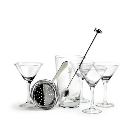 set dry martini