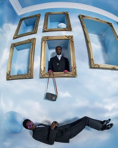 Louis Vuitton Y El Surreal Cielo Del Lujo En Su Campana De Invierno Por Tim Walker 3
