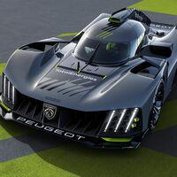 Peugeot 9X8: El Hypercar con el que Peugeot buscará dominar Le Mans y el Mundial de resistencia a partir de 2022