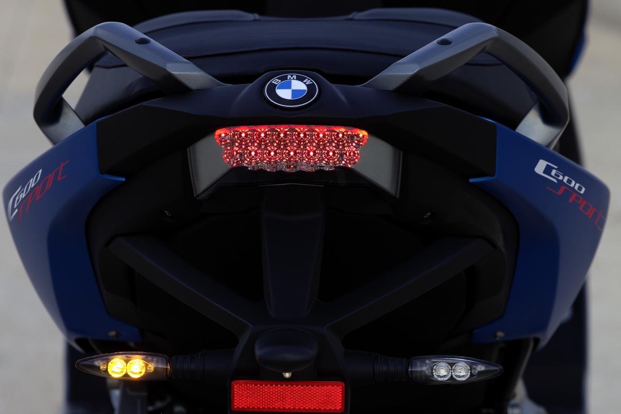 Foto de BMW C 650 GT y BMW C 600 Sport, detalles (21/38)