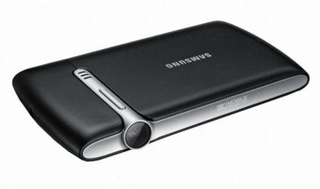 Samsung Mobile Beam Projector, un picoproyector como accesorio