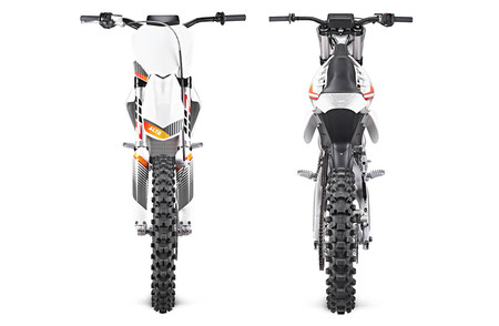 Alta Motors Redshift Mxr 7