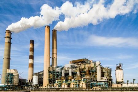 Quema de combustibles fósiles