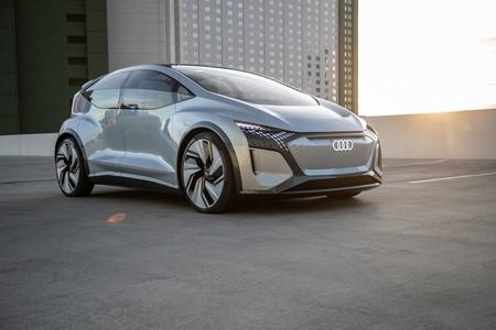 Audi coche eléctrico SEAT