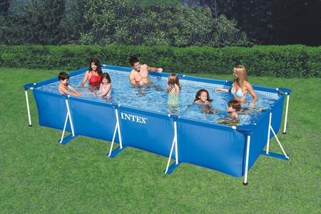 Oferta del día en Amazon: piscina desmontable Intex 28273NP para 5 personas por 119,95 euros hasta medianoche