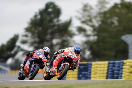 Marquez Lecuona Francia Motogp 2020