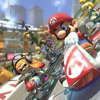 Mario Kart 8 Deluxe: 20 minutos de gameplay y una buena remesa de fotos aquí y ahora