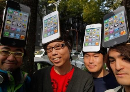Apple se convierte en la marca de teléfonos más vendida en Japón
