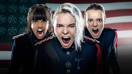 'Motherland: Fort Salem': si 'Jóvenes y Brujas' fuera una distopía bélica feminista se parecería a esta ejemplar serie juvenil