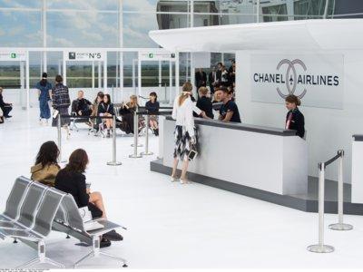 ¿Te imaginas volar en un avión de Chanel Airlines? Pues deja de imaginar porque se ha cumplido tu sueño en París
