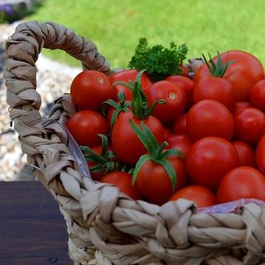 17 beneficios del jitomate o tomate rojo. Digestivo, laxante y desinflamatorio