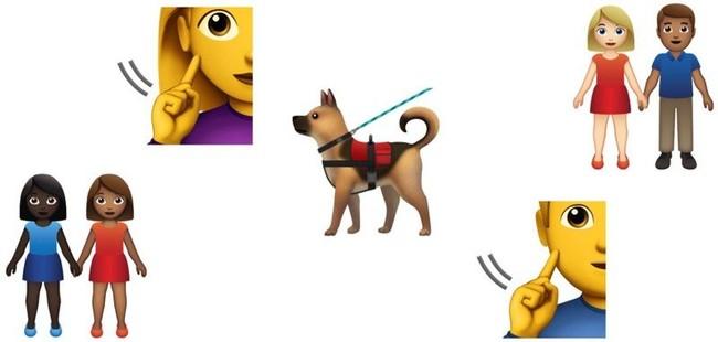 Unicode emojis 2019