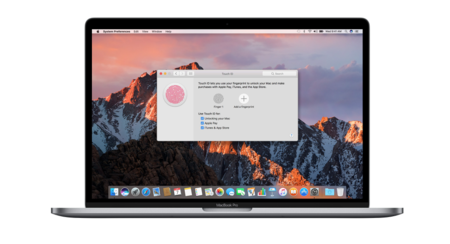 Cómo configurar correctamente Touch ID en tu Macbook Pro con Touch Bar