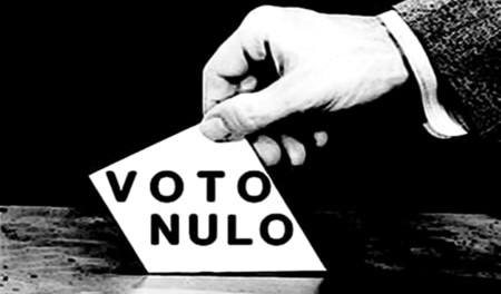 #VotoNulo, así es la cara de un México inconforme y que quiere protestar