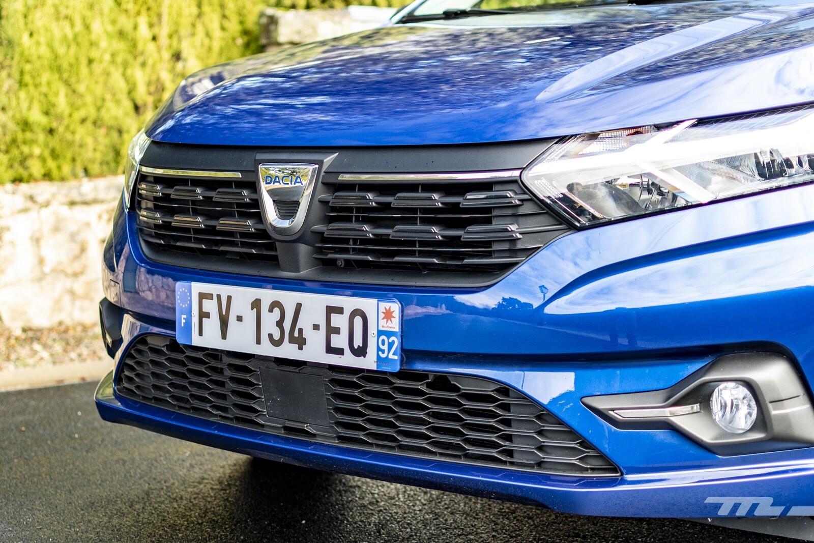 Foto de Dacia Sandero 2020, prueba (6/47)
