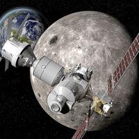 Boeing nos muestra su módulo espacial donde alojará astronautas en misiones a la Luna y Marte