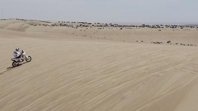 Dakar 2013: Lima - Pisco, etapa 1