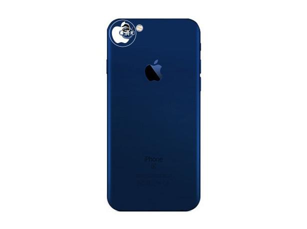 iPhone Deep Blue