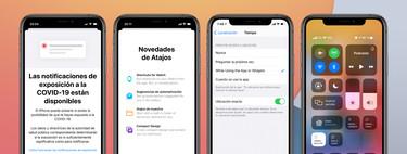 Qué hay de nuevo en la quinta beta de iOS 14: Mejoras en widgets, mensajes para la notificación de exposición y más