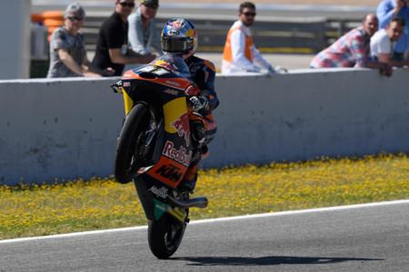 Brad Binder Red Bull Ktm Ajo Gp Espana Moto3 2016