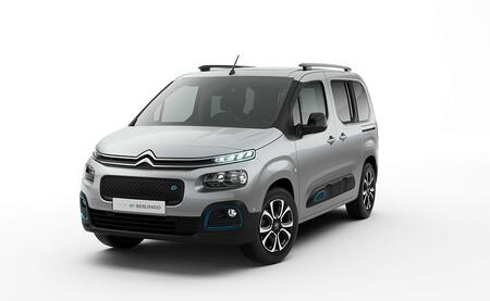 Citroën ë-Berlingo 2021
