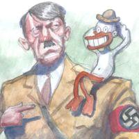 'Hitler's Folly', un peculiar falso documental de Bill Plympton