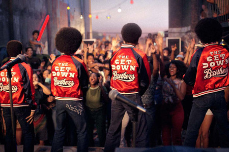 The Get Down Serie Cancelada