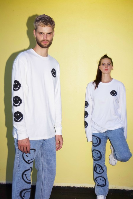 Smiley Collection Bershka 8