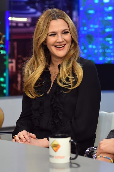 celebrities rubio pelirrojo melena cabello pelo Drew Barrymore