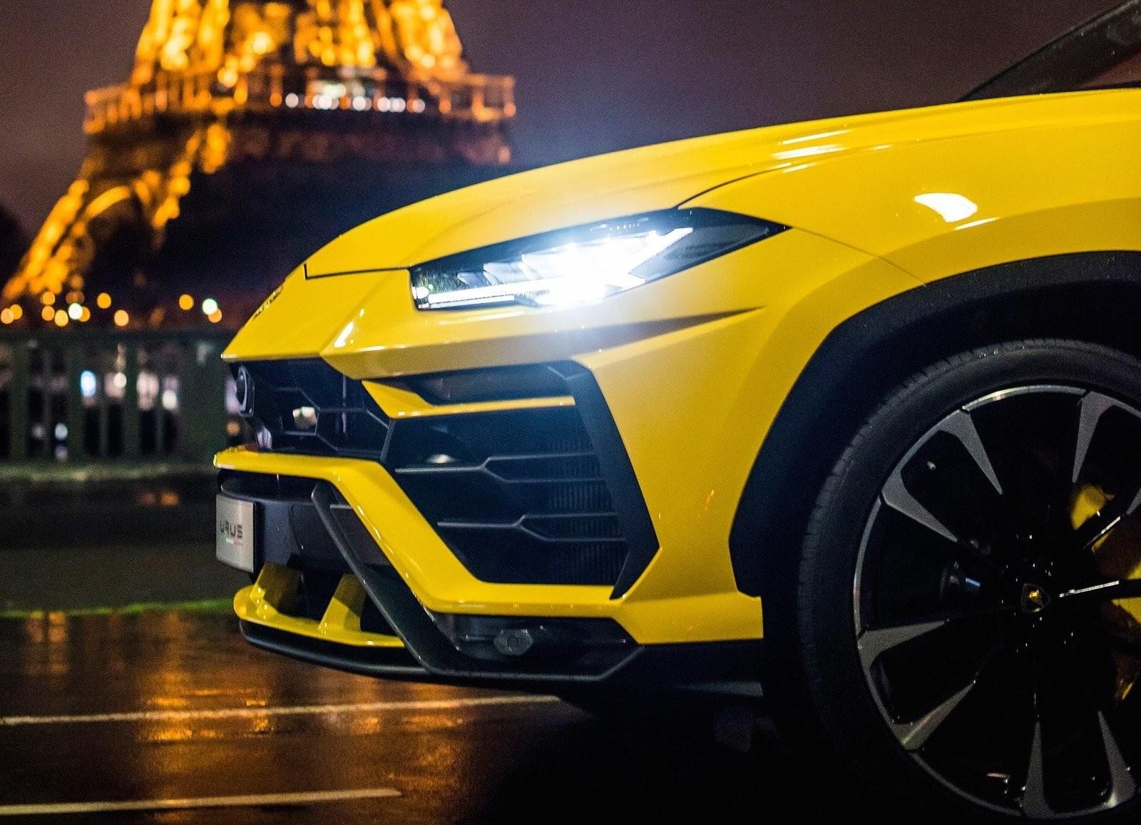 Foto de Lamborghini Urus (66/76)