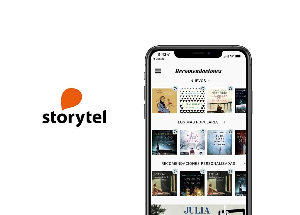 Storytel, un grande inventario de audiolibros en tu iPhone: App de la Semana