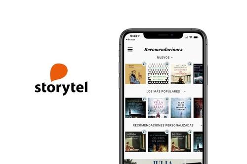 Storytel, un enorme catálogo de audiolibros en tu iPhone: App de la Semana